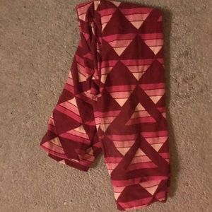 Lularoe leggings girls size L/XL patterns